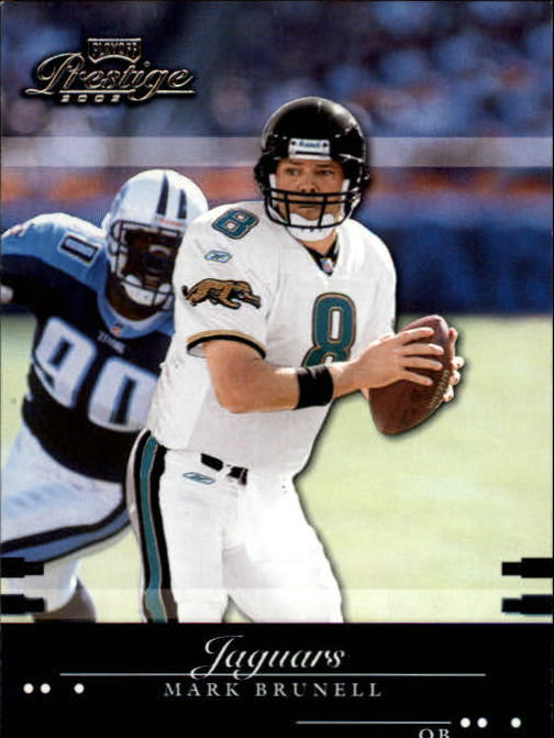 2002 Playoff Prestige #66 Mark Brunell