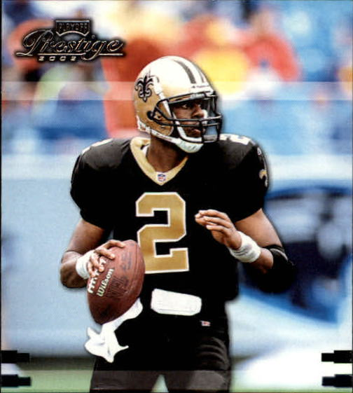 2002 Playoff Prestige #88 Aaron Brooks