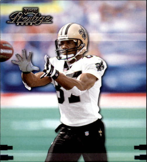 2002 Playoff Prestige #89 Joe Horn