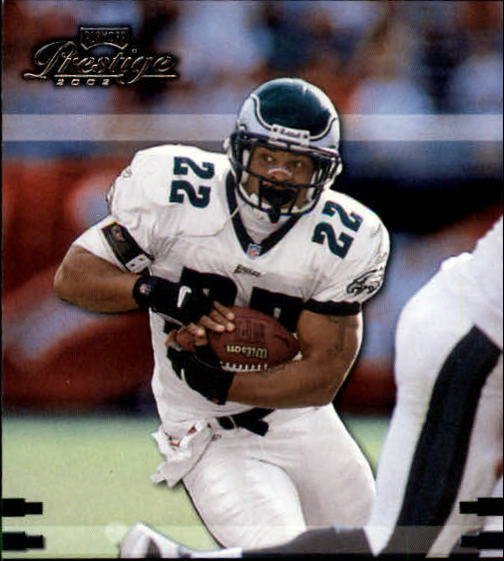 2002 Playoff Prestige #112 Duce Staley