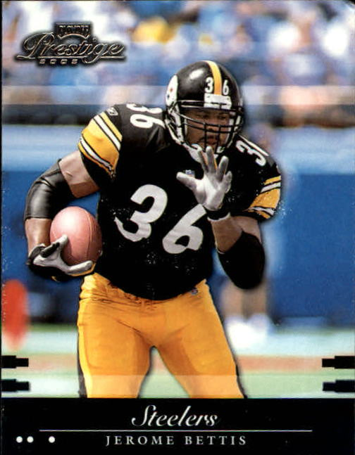 2002 Playoff Prestige #113 Jerome Bettis