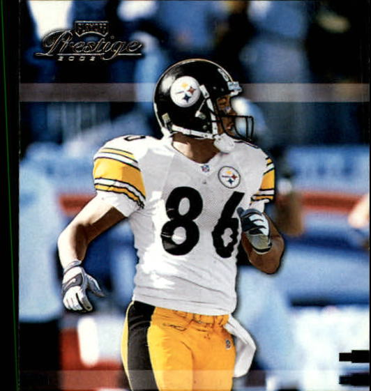 2002 Playoff Prestige #116 Hines Ward