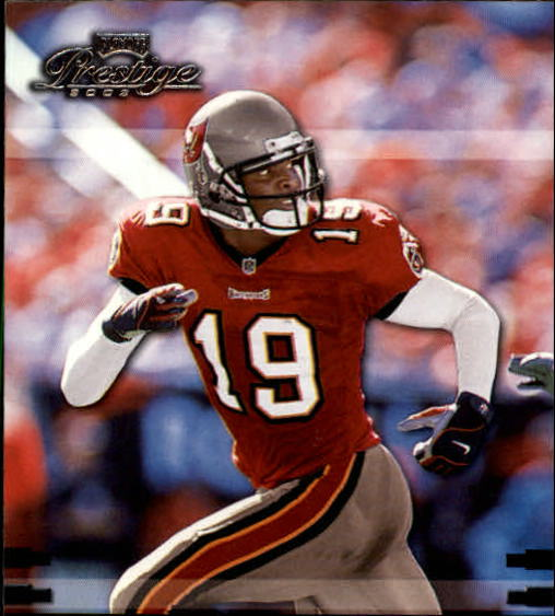 2002 Playoff Prestige #140 Keyshawn Johnson