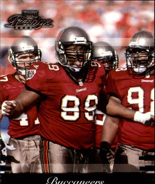 2002 Playoff Prestige #141 Warren Sapp