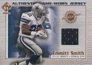 2002 Private Stock Game Worn Jerseys #40 Emmitt Smith
