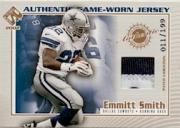 2002 Private Stock Game Worn Jerseys Patches #40 Emmitt Smith/199