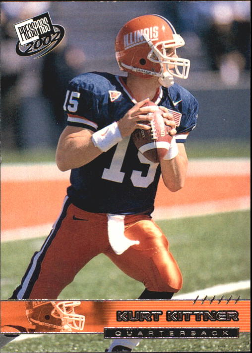 2002 Press Pass #6 Kurt Kittner