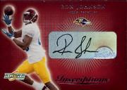 2002 Score Inscriptions #40 Ron Johnson