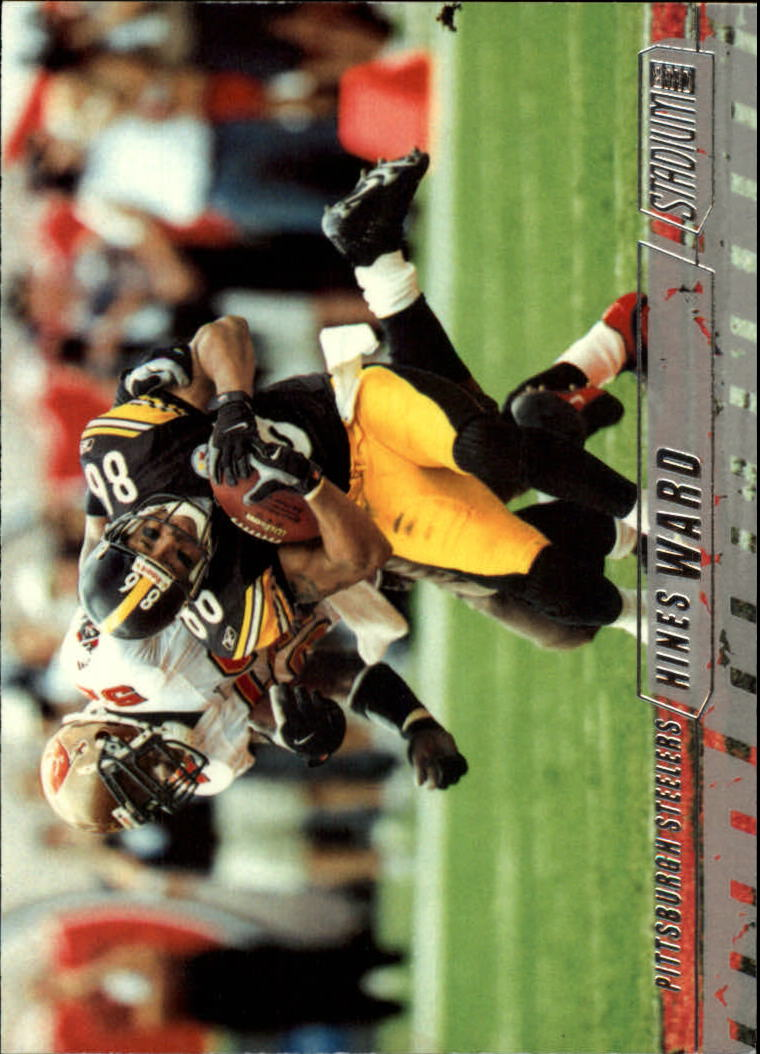 2002 Stadium Club #35 Hines Ward