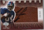 2002 Sweet Spot Sweet Impressions Autographs #SITC Tim Carter/450