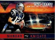 2002 Titanium Monday Knights #9 Tom Brady