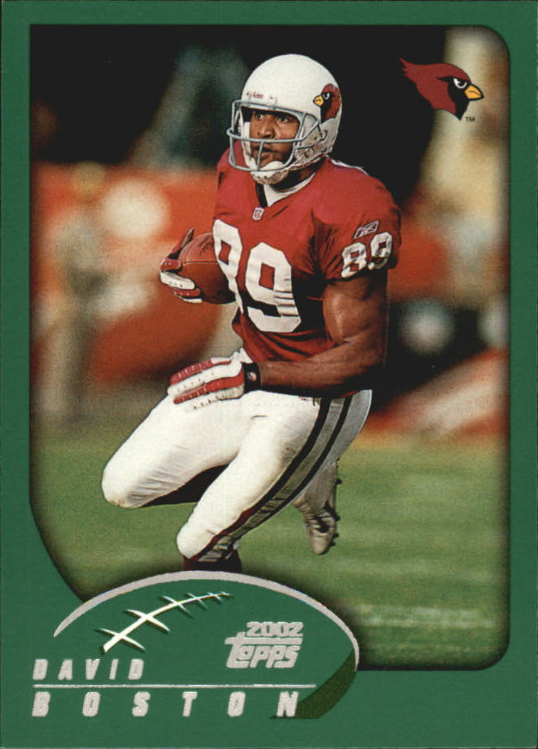 2002 Topps #235 David Boston