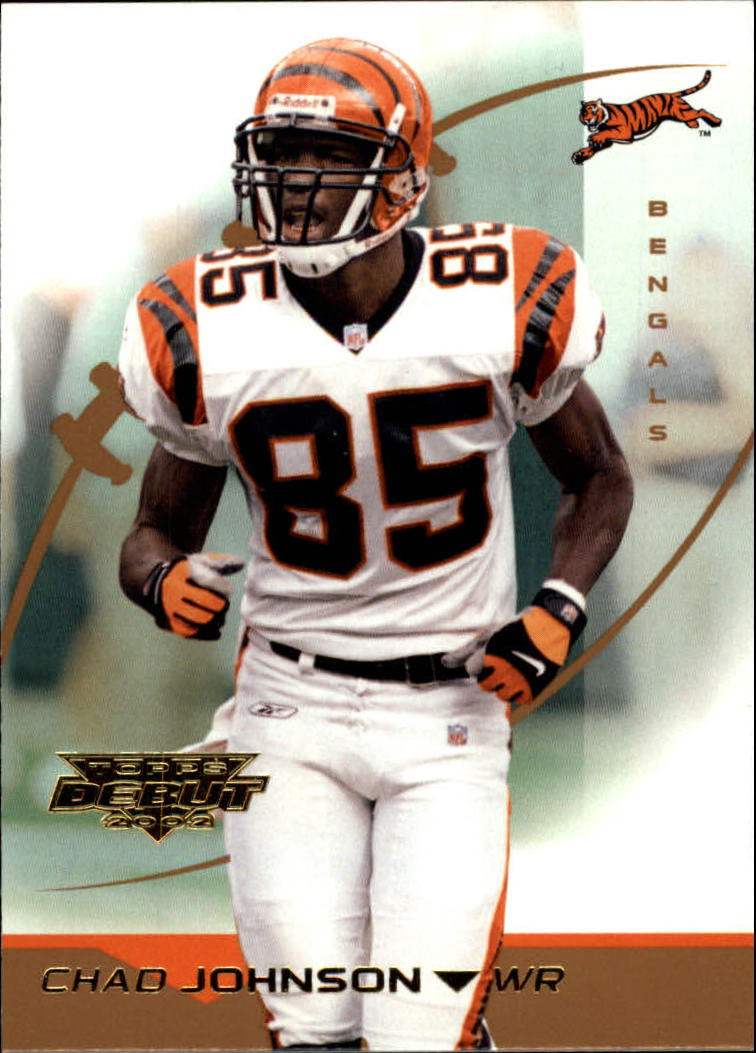 2002 Topps Debut #28 Chad Johnson