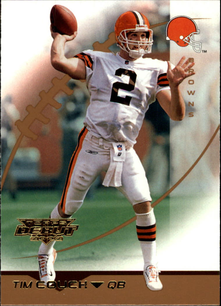 2002 Topps Debut #29 Tim Couch