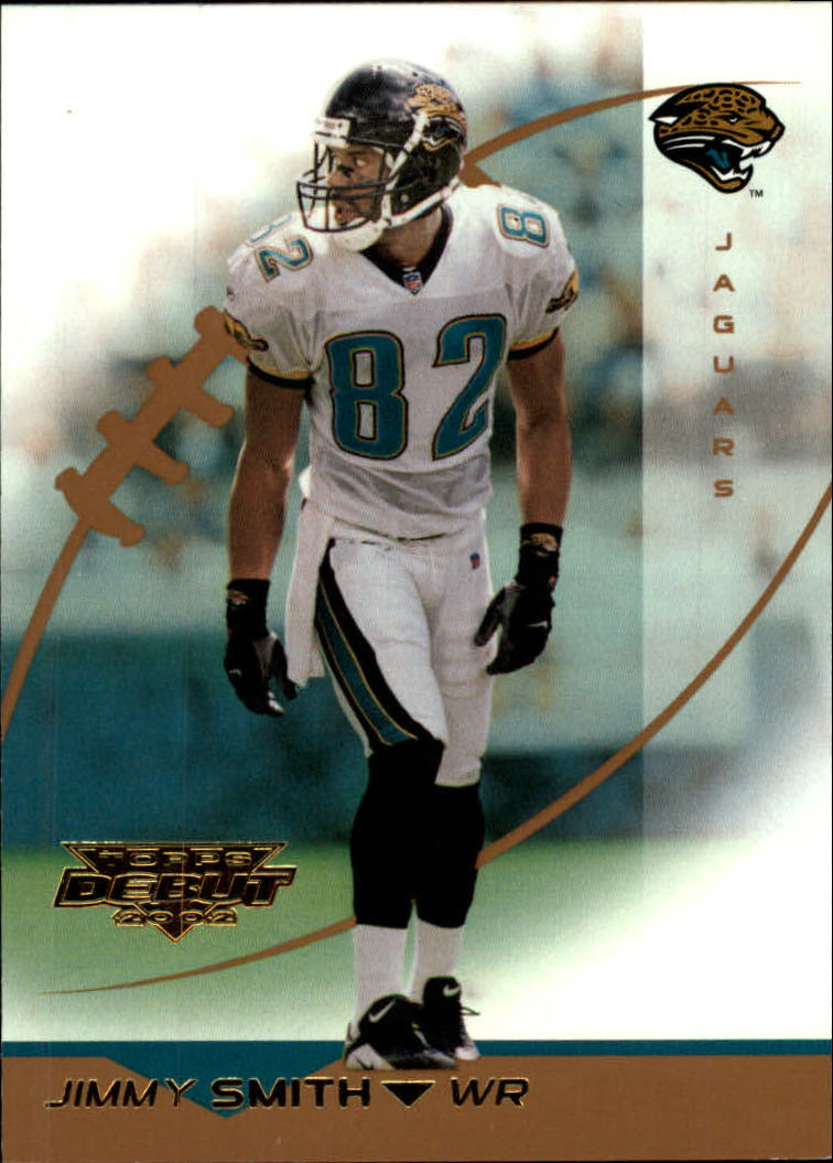2002 Topps Debut #43 Jimmy Smith