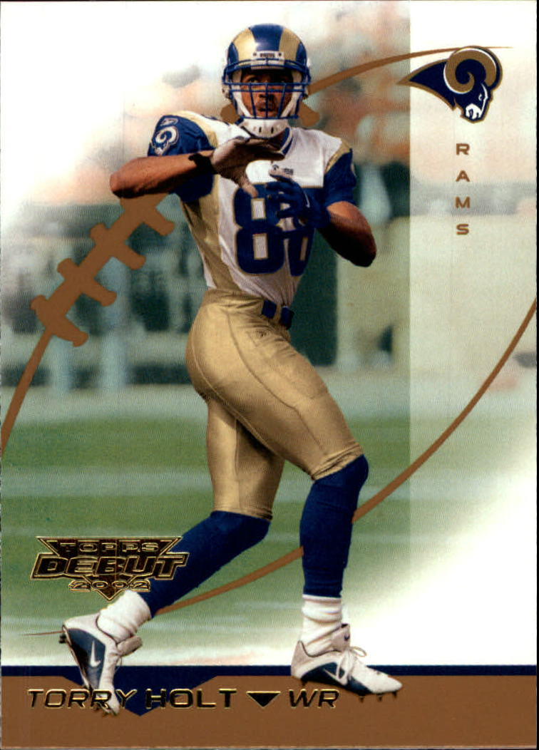 2002 Topps Debut #46 Torry Holt