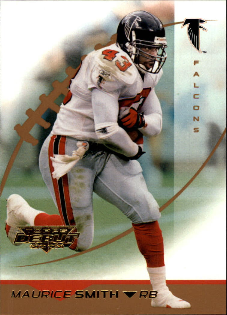 2002 Topps Debut #48 Maurice Smith