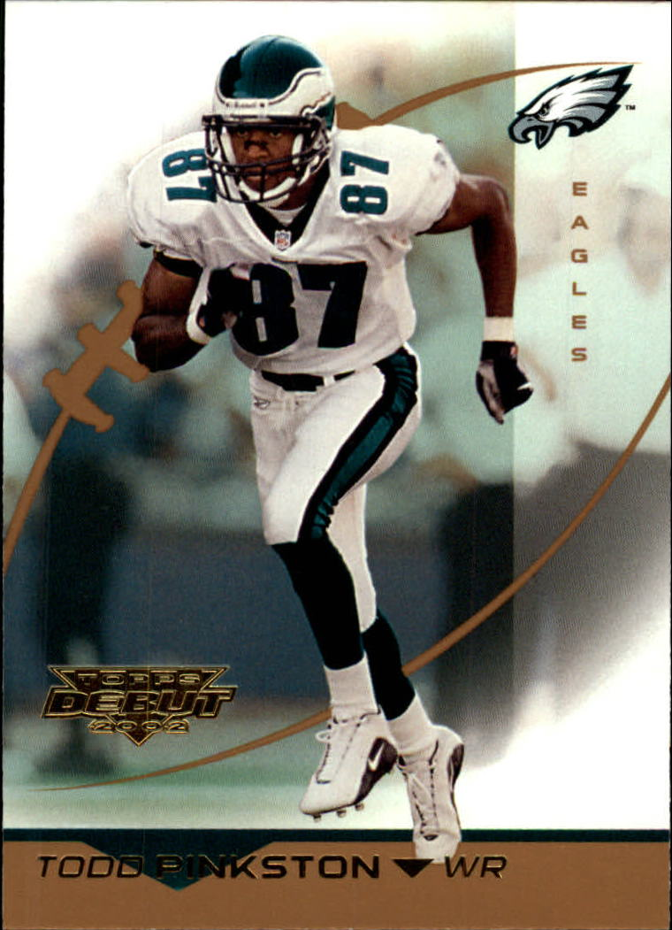 2002 Topps Debut #51 Todd Pinkston