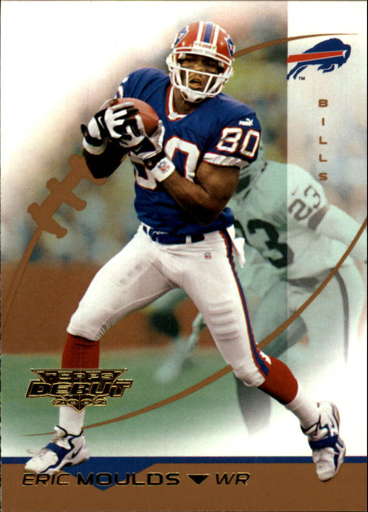2002 Topps Debut #78 Eric Moulds