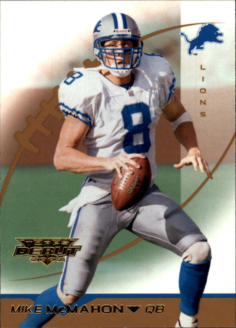 2002 Topps Debut #94 Mike McMahon