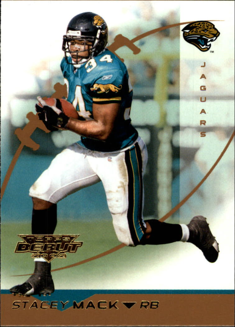2002 Topps Debut #95 Stacey Mack