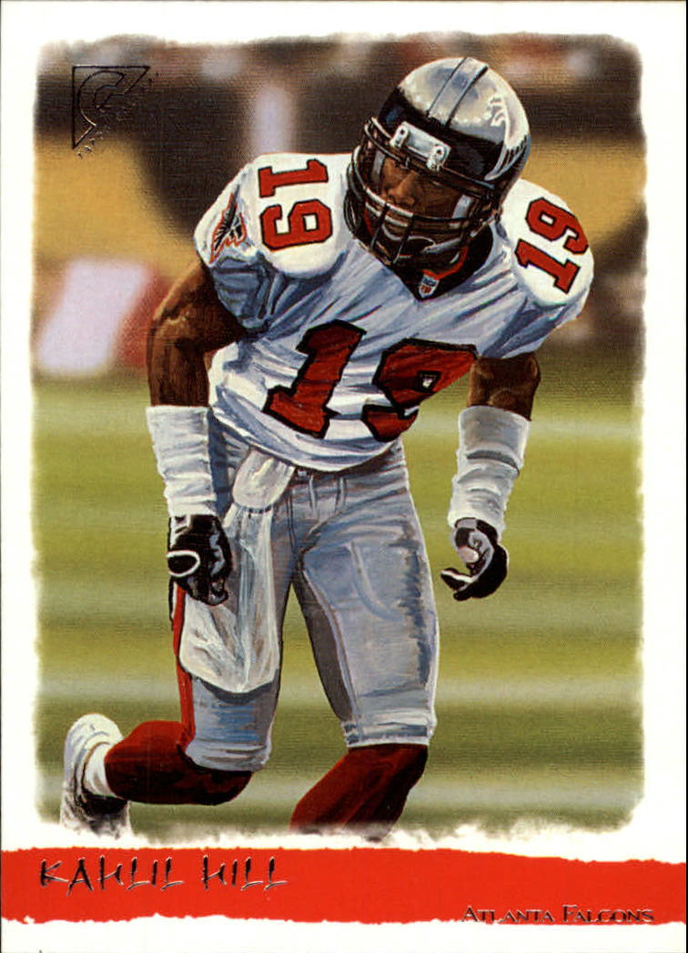 2002 Topps Gallery #173 Kahlil Hill RC