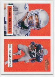 2002 Topps Heritage Black Backs #70 Shaun Alexander
