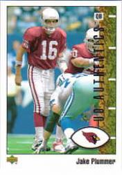 2002 UD Authentics #1 Jake Plummer
