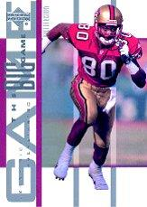 2002 UD Piece of History The Big Game #BG23 Jerry Rice front image