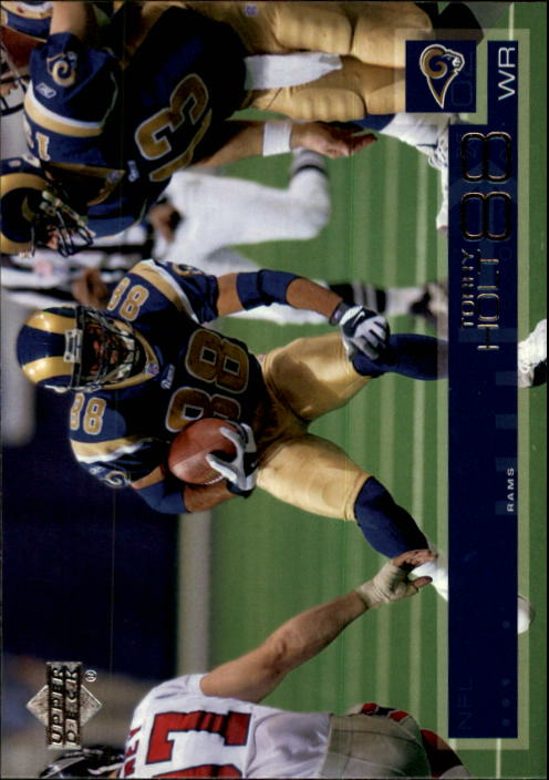 2002 Upper Deck #159 Torry Holt