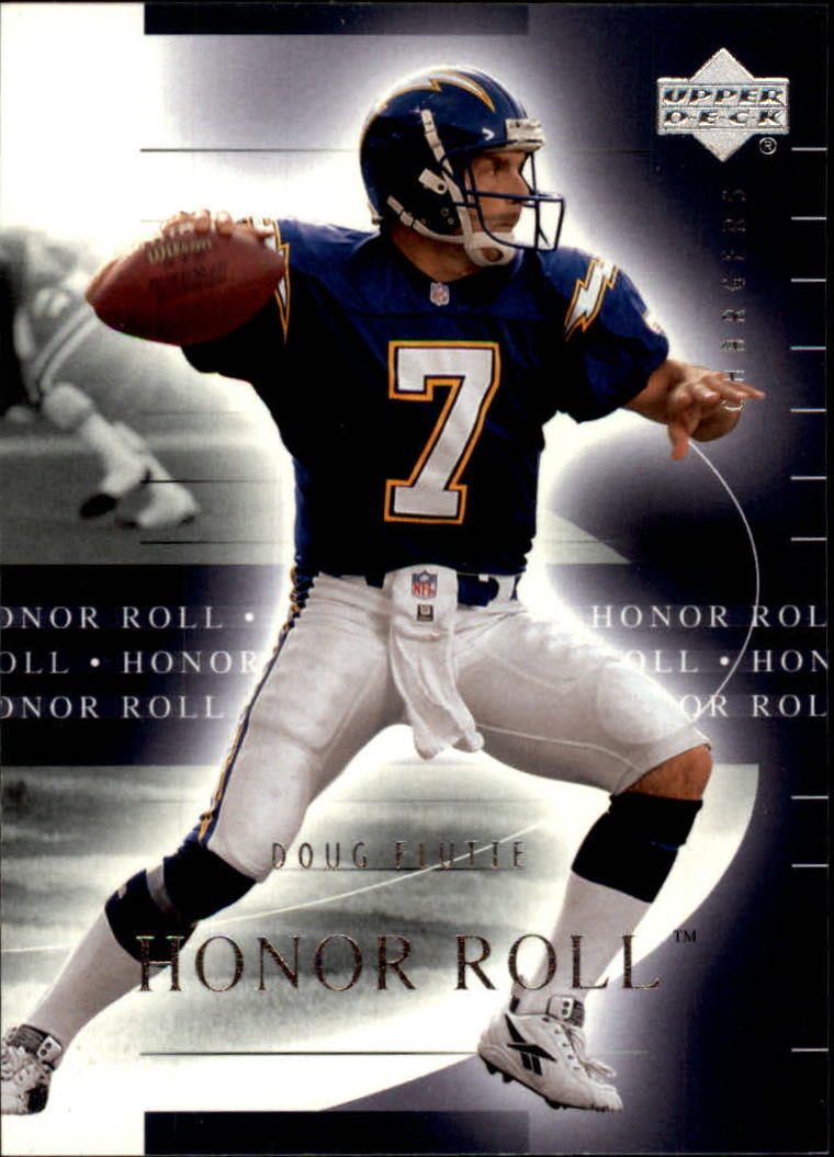2002 Upper Deck Honor Roll #47 Doug Flutie