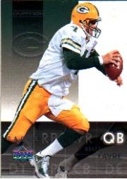 2002 Upper Deck Ovation #32 Brett Favre