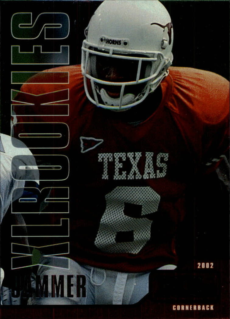 2002 Upper Deck XL #553 Quentin Jammer RC