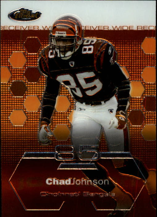 2003 Finest #58 Chad Johnson