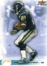 2003 Fleer Focus #13 LaDainian Tomlinson