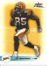 2003 Fleer Focus #60 Chad Johnson