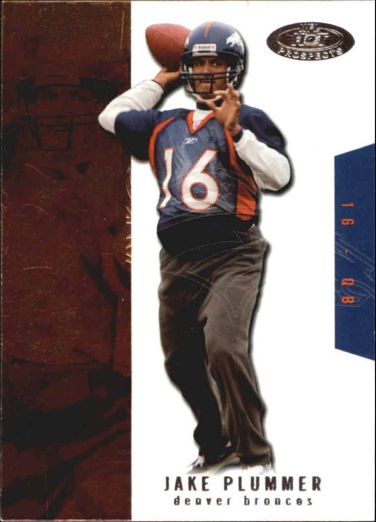 2003 Hot Prospects #76 Jake Plummer