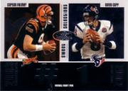 2003 Hot Prospects Sweet Selections #1 Carson Palmer/David Carr