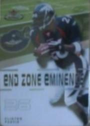 2003 Fleer Mystique End Zone Eminence #4 Clinton Portis