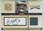 2003 Fleer Mystique Rare Finds Jersey Autographs #DM Donovan McNabb