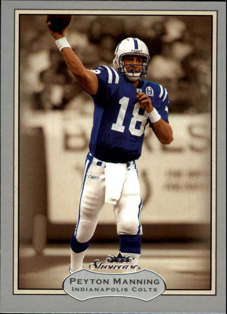2003 Fleer Showcase #86 Peyton Manning