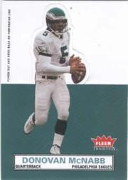 2003 Fleer Tradition Standouts #9 Donovan McNabb