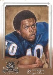 2003 Gridiron Kings #160 Gale Sayers front image