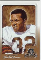 2003 Gridiron Kings #162 Jim Brown