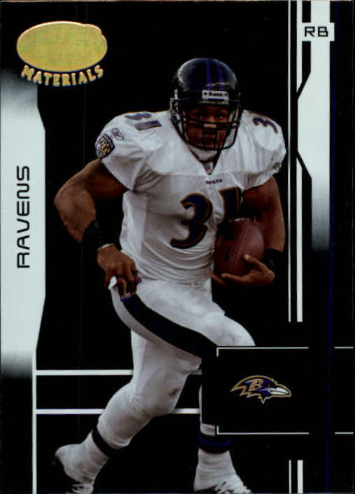 2003 Leaf Certified Materials #9 Jamal Lewis