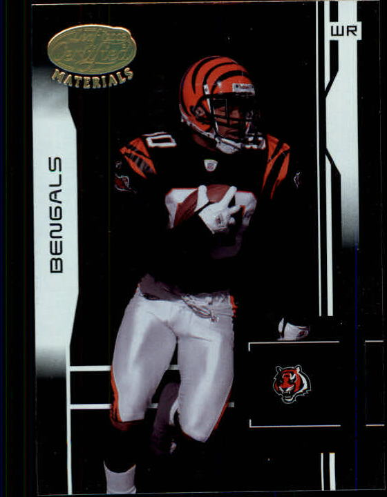 2003 Leaf Certified Materials #25 Peter Warrick