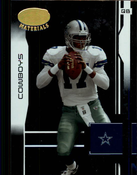 2003 Leaf Certified Materials #35 Quincy Carter