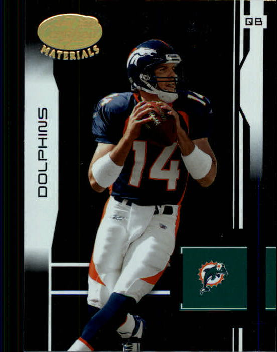 2003 Leaf Certified Materials #37 Brian Griese