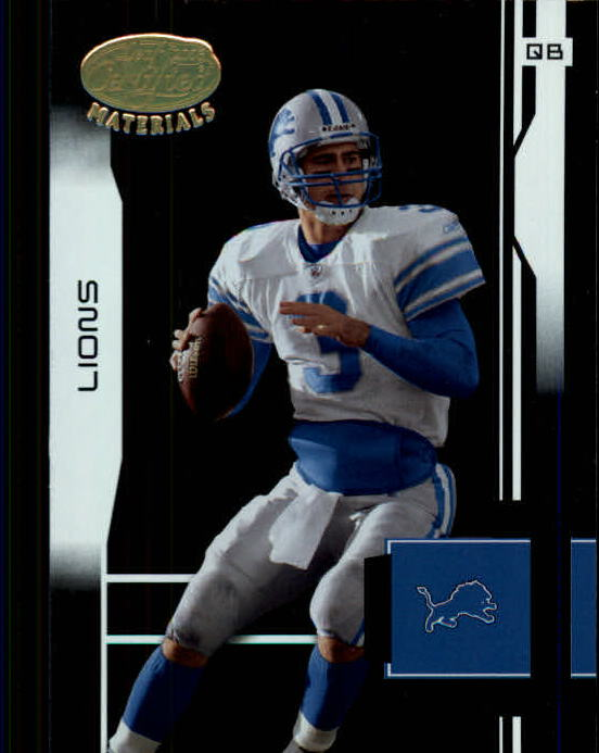 2003 Leaf Certified Materials #47 Joey Harrington