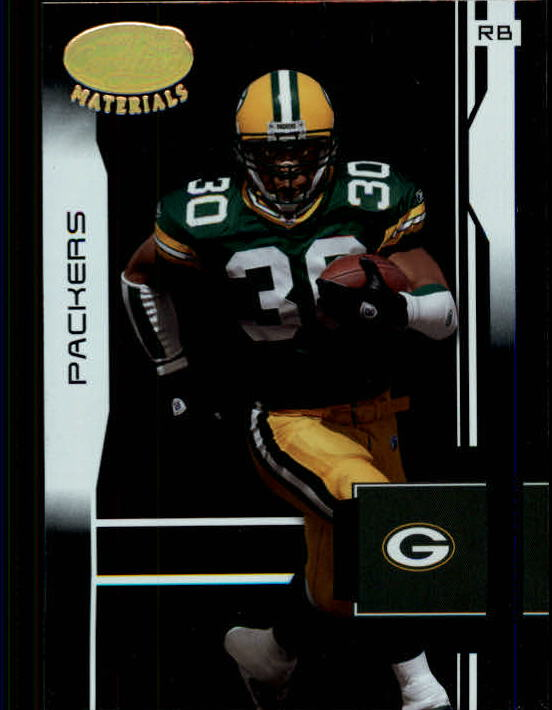 2003 Leaf Certified Materials #50 Ahman Green